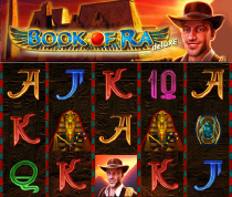 Book of Ra 'Deluxe' BTD