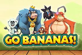 игровой автомат go bananas netent